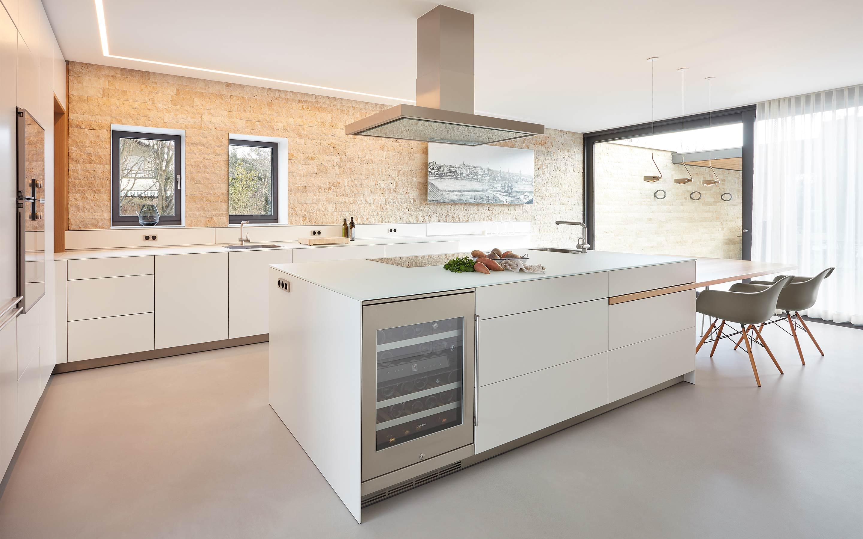 Küchenarena Ulm ~ bulthaup küche grüner